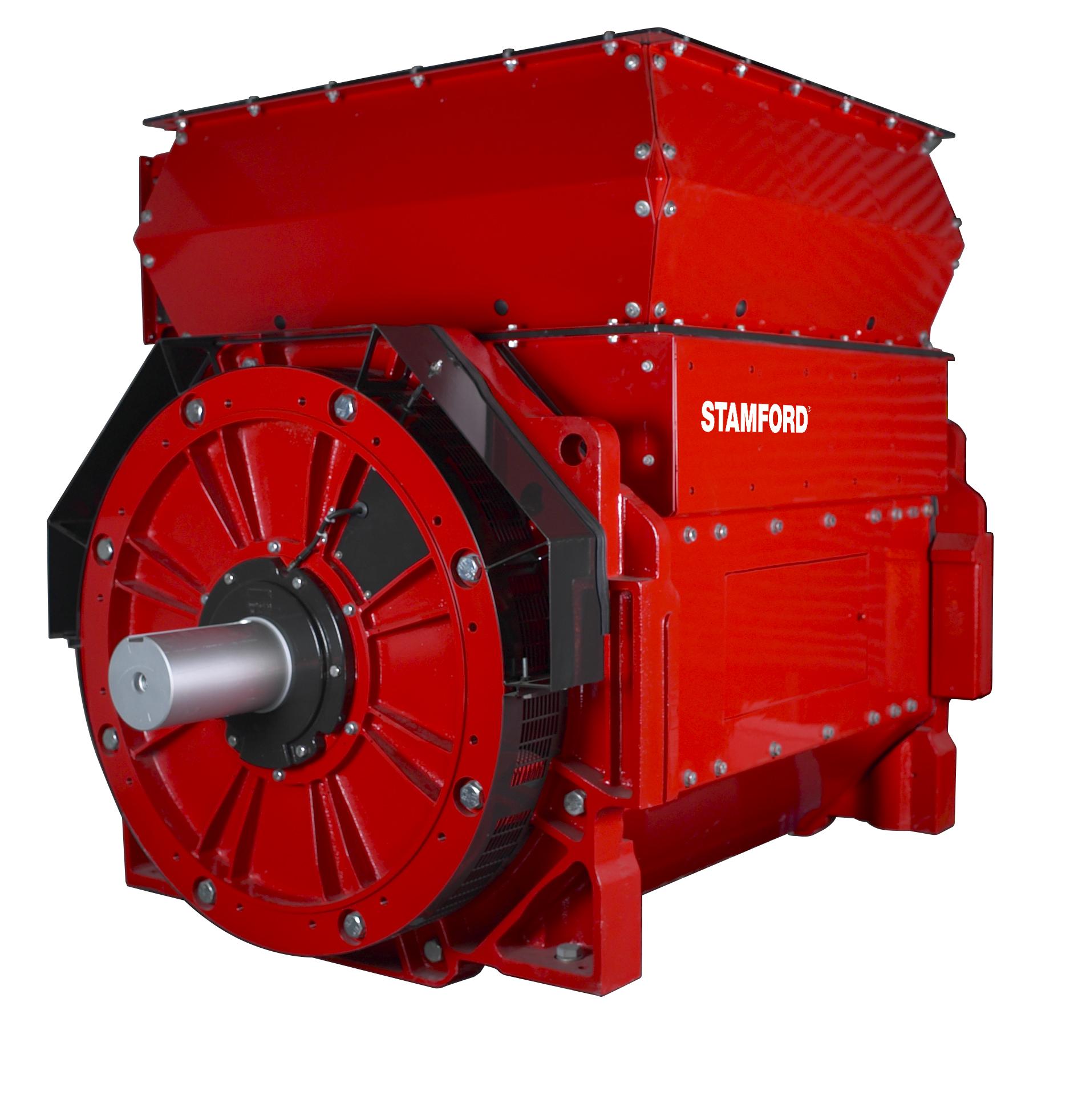 康明斯AvK系列产品功率范围涵盖7.5-10000