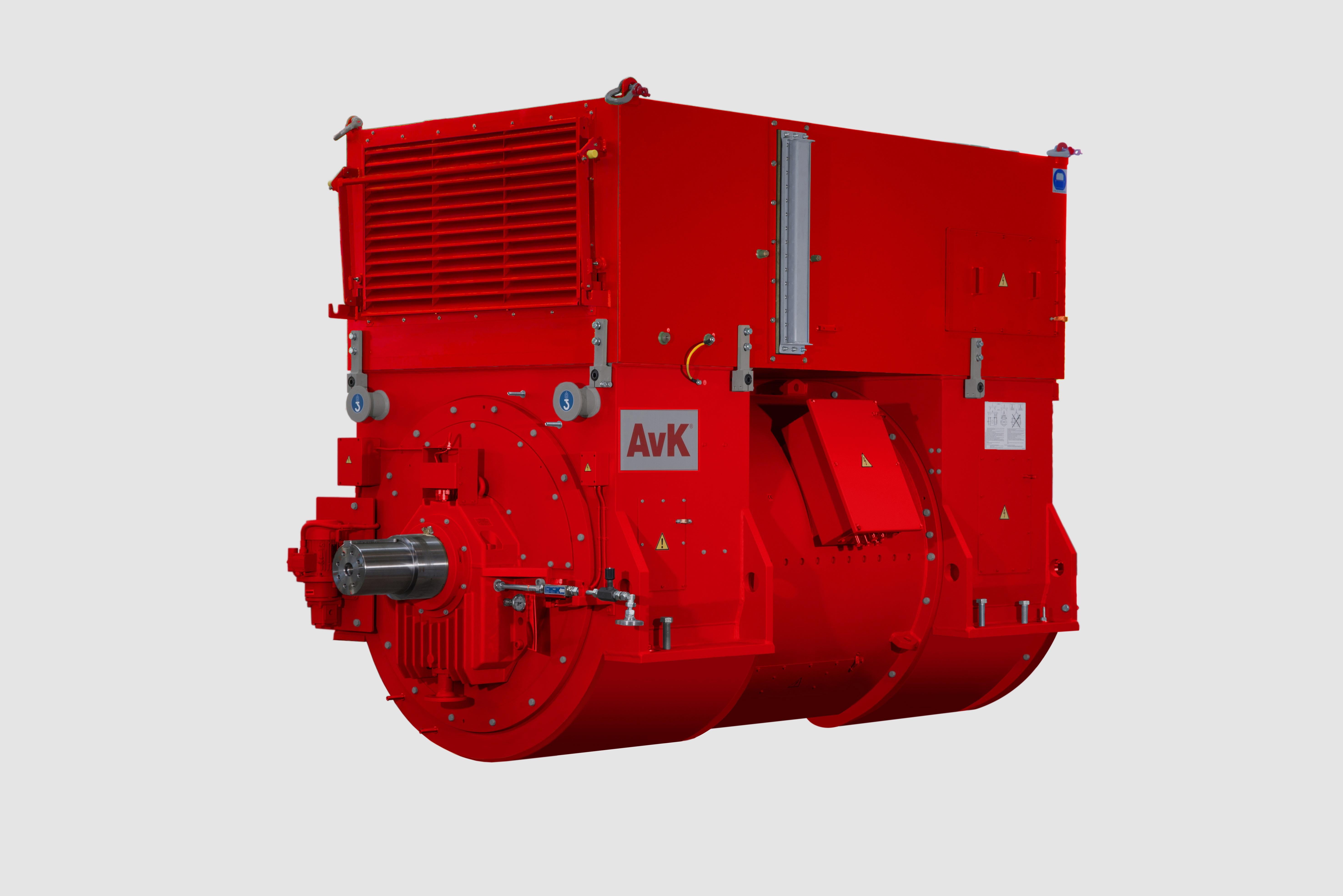 康明斯VAK系列发电机参数和IP44以上防护等级要求