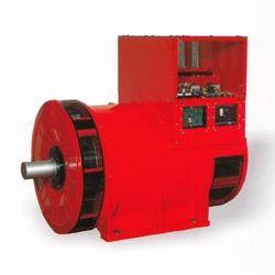 柴油发电机组的整流子与励磁回路检修