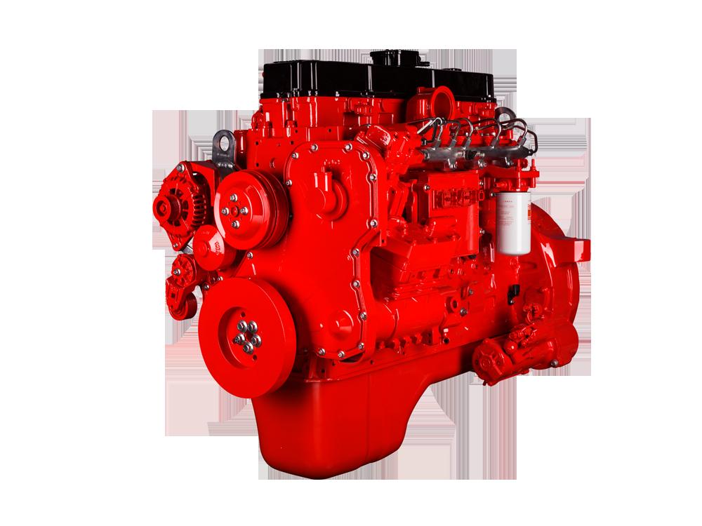 QSL8.9东风康明斯柴油发动机参数