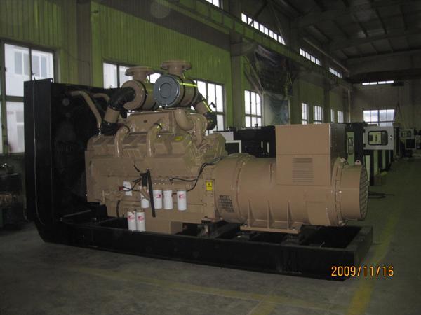 龙华康明斯发电机组回收&新安发电机组收购公司