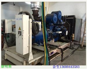 深圳石岩柴油发电机收购_松岗发电机组回收服务站