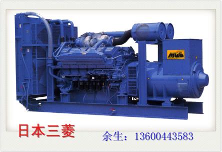 东莞樟木头发电机组回收-大岭山柴油发电机回购工厂